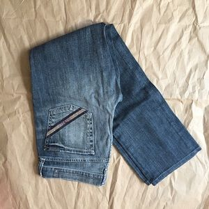 7 FOR ALL MANKIND Straight Leg Jeans 30